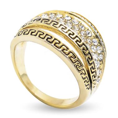 Sample Gold ring Artify
