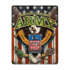 """ARMY  EAGLE""  METAL  SIGN"