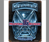 """"""" 10th  MOUNTAIN  DIVISION """"  METAL SIGN"""