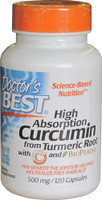 Doctor's Best High Absorption Curcumin