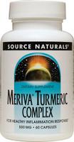 Source Naturals Meriva Turmeric Complex