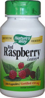 Nature's Way Red Raspberry