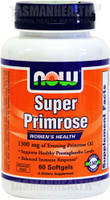 NOW Foods Super Primrose 1300mg