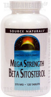 Source Naturals Beta Sitosterol 375mg