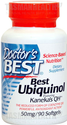 Doctor's Best Ubiquinol