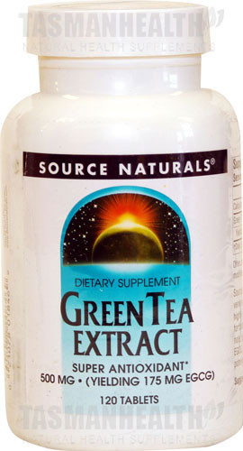 Source Naturals Green Tea Extract