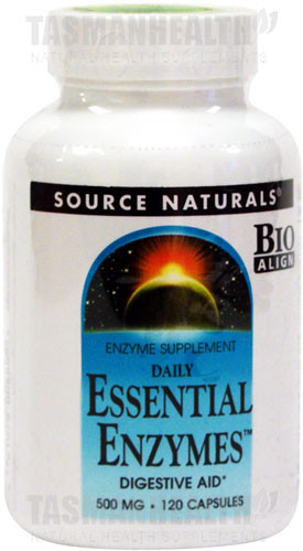 Source Naturals Essential Enzymes