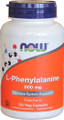 NOW Foods L-Phenylalanine 500mg