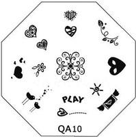 Cutesy Plate QA10