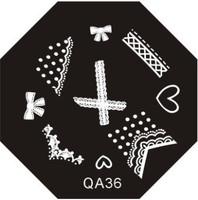 Lace Plate QA36
