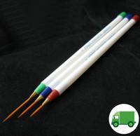 3pc Thin Brush Set
