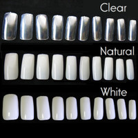 500pc Full Nail Tips