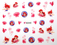 Little Mermaid Stickers