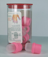 10pc Nail Soakers