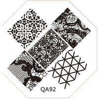 Lace 1 image plate QA92