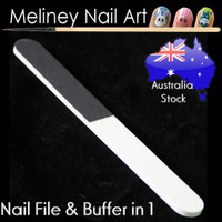 3in1 nail file and buffer