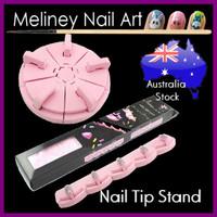 foam sponge nail tip display stand