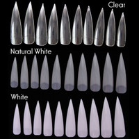 stiletto claw nail