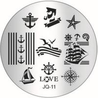 JQ-11 Image Plate Nautical