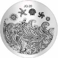 JQ-20 Image Plate