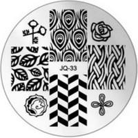 JQ-33 Image Plate