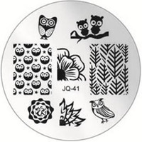 JQ-41 Image Plate owl