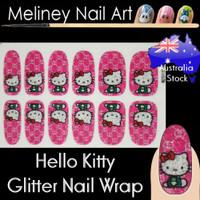 hello kitty nail wraps