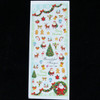 Christmas water decal nail sticker