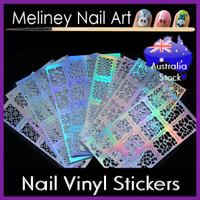 nail vinyl stickers