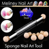 sponge nail art tool gradient tool