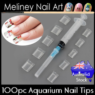 aquarium nails tips