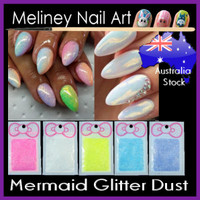 Mermaid glitter dust
