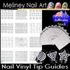 nail vinyl tip guide
