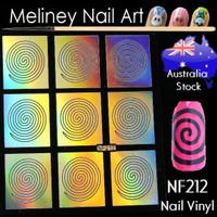 NF212 nail vinyl