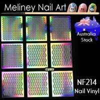 NF214 nail vinyl