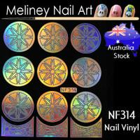 NF314 nail vinyl