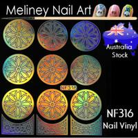 NF316 nail vinyl