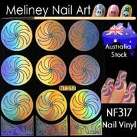 NF317 nail vinyl
