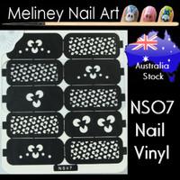 NS07 nail vinyl