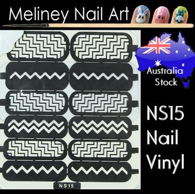 NS15 nail vinyl