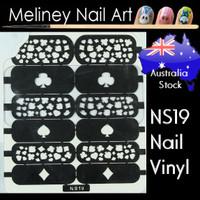 NS19 nail vinyl