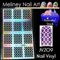 JV209 nail vinyl