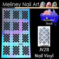 JV211 nail vinyl