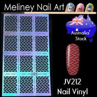 JV212 nail vinyl