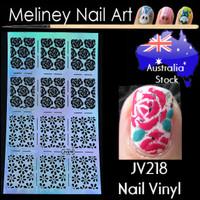 JV218 nail vinyl