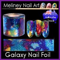 Galaxy Nail Foil