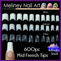 mid french tips