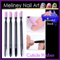 Pink Cuticle Pusher