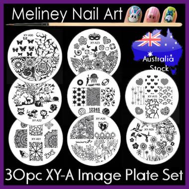 XY-A image plate