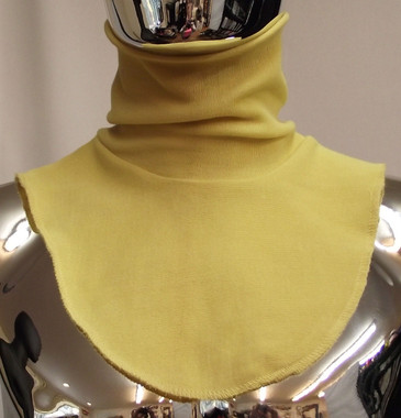Our fire resistant neck protectors made from Kevlar® are also available in additional FR fabrics.